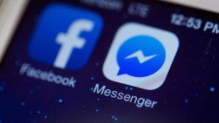 No sos vos, es el Facebook Messenger