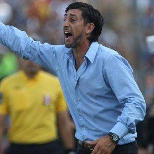 Duro desafío. Cristian Díaz llega a Quilmes para salvar la categoría.