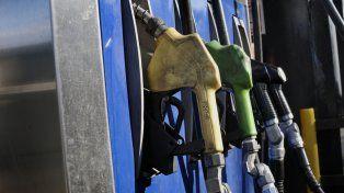 Cambio de hábito: baja la carga promedio de combustibles
