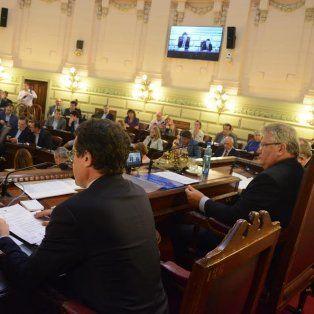 Asamblea Legislativa. Con amplia mayoría se aprobaron los 26 pliegos propuestos.