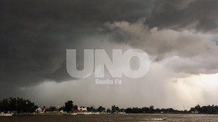 Urgente: rigen dos alertas meteorológicas para Santa Fe
