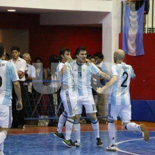 Invictos. Argentina y Brasil llegan entonando al partido de este sábado.