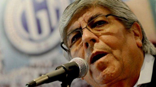 Moyano sobre el Gobierno: Les queda poco tiempo, están fracasando