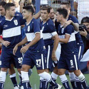 Agrandado. El equipo de Alfaro ganó todos los partidos oficiales este año.
