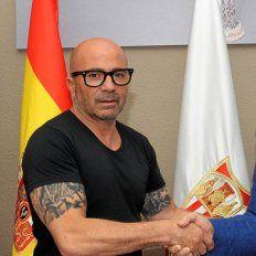 Contrato. Desde España avisaron que se tomarán medidas en caso de haber un acercamiento de AFA.