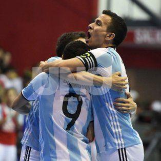 Por la gloria. La Argentina buscará un el título continental jugando como local en San Juan.