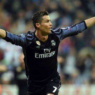 Descomunal. Cristiano Ronaldo agigantó su leyenda en Alemania.