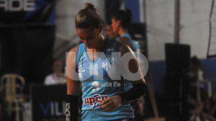 Armadora. Bárbara Frangella es uno de los grandes proyectos categoría Sub 23 de la argentina.
