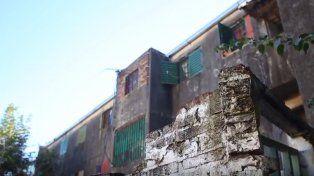 Barrio Acería: demolerán un monoblock más para continuar con el proceso de transformación