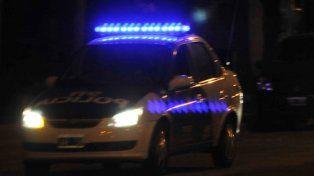 Cinco jóvenes que viajaban armados como pasajeros de un taxi terminaron detenidos