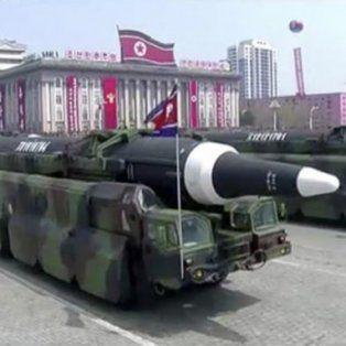 corea del norte afirmo estar preparada para responder a cualquier ataque nuclear