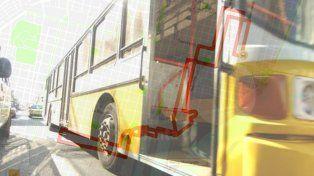 transporte publico:  comienza a funcionar la linea 20 de colectivos