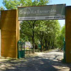 Proponen convertir la Granja La Esmeralda en un Jardín Ecológico