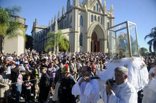 Estas serán las dos actividades centrales de la 119ª Fiesta de la Virgen de Guadalupe