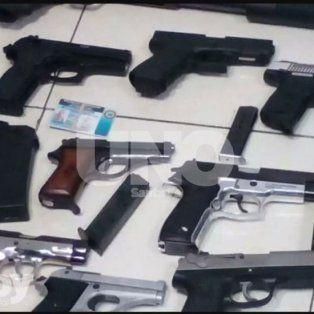 semana santa: secuestraron 22 armas de fuego en santa fe, santo tome y colastine