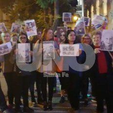 Causa Maros: damnificados se manifestaron en Tribunales por la liberación de dos imputados