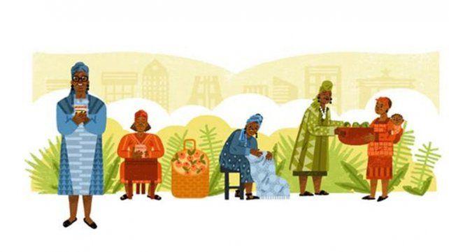 Google homenajea a una de las mayores emprendedoras