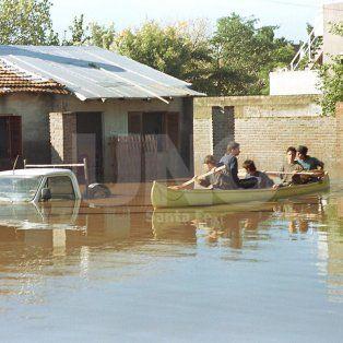 inundacion 2003: reclaman porque la tragedia aun no tiene responsables