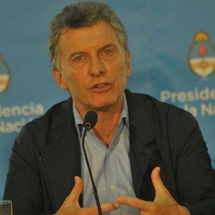 En Paraná. El mandatario aseguró que la responsabilidad salarial es de las provincias.