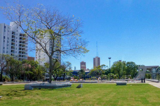 Con una fiesta popular, se inaugura la nueva Plaza Alberdi