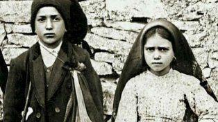 Francisco canonizará a dos pastorcitos que vieron a la Virgen de Fátima