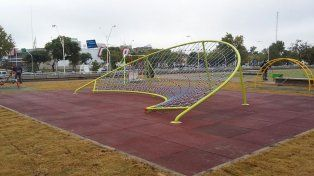 Con un diseño innovador, el sábado inauguran el nuevo Parque Alberdi