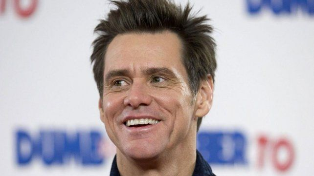 ¿Qué le pasa a Jim Carrey?