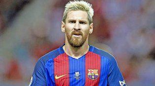 La foto del doble de Messi en una confitería de Brasil que causa furor en las redes