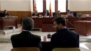 Piden que Messi cumpla los 21 meses de cárcel por fraude