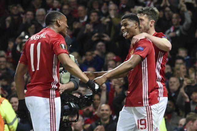 Ya están los cruces de semifinales de la Europa League