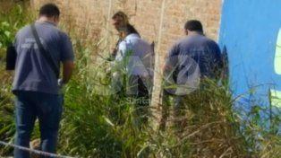 Encontraron muerta a una mujer en un baldío del norte de la capital santafesina