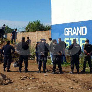 Encontraron un cadáver en un descampado en el norte de la ciudad de Santa Fe