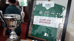 Presentaron la 2ª edición de la Copa Santa Fe