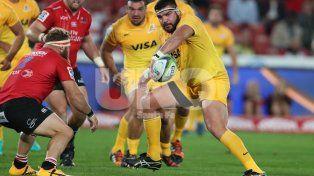 Jaguares cayó ante Lions