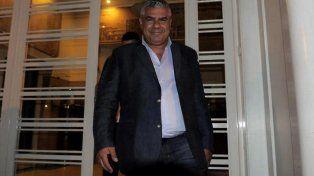 Amenazaron de muerte a Claudio Tapia