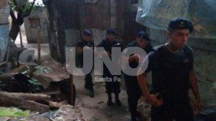 Barrio El Abasto: cayó adolescente de 16 años con una escopeta