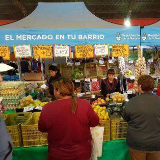 el mercado en tu barrio ya tiene fecha de inicio en recreo