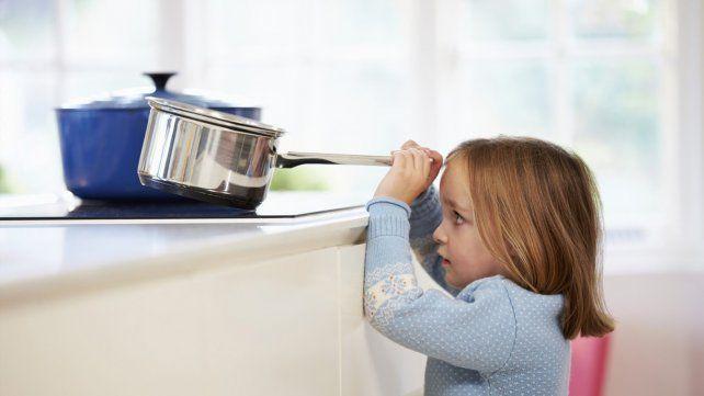 Guía de pautas preventivas para evitar accidentes domésticos con niños