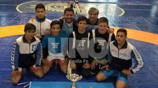 Chialanza logró medalla de plata en España