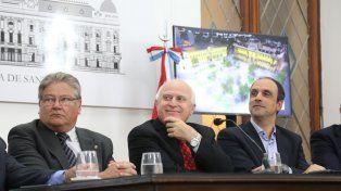 presentaron el proyecto de remodelacion de la plaza 25 de mayo