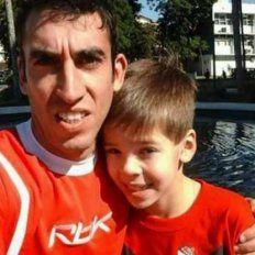Revelan cómo apareció el cuerpo del nene violado y asesinado por su entrenador