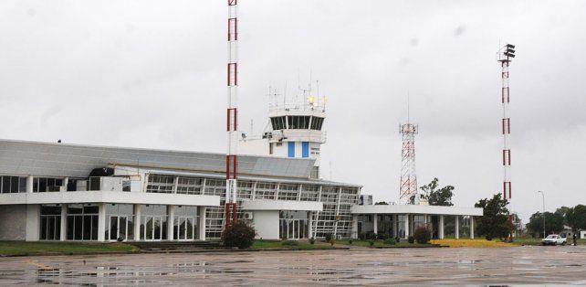 Aeropuerto de Sauce Viejo: El 1º de febrero a las 7 procederíamos a la apertura