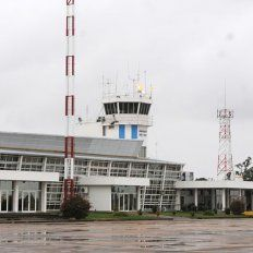La segunda semana de septiembre sería la reapertura del aeropuerto de Sauce Viejo