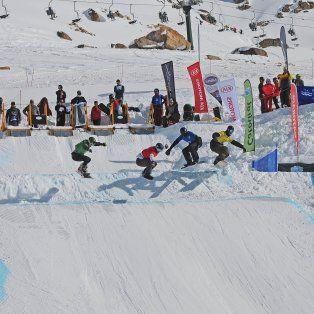 catedral alta patagonia sera sede de la copa del mundo 2017 de snowboard