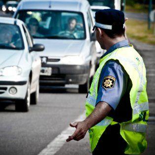 restriccion para camiones de carga en rutas y accesos por el fin de semana largo