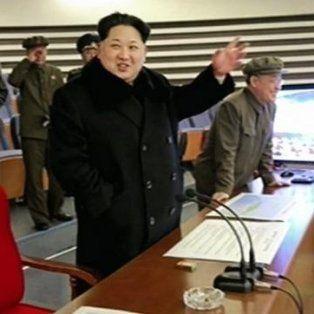 Tensión. El líder Kim Jong-un no cede a las presiones de Estados Unidos.