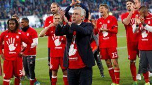 Bayern Munich sigue siendo el rey de Alemania