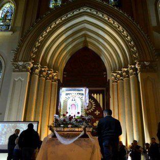 ¿por que se celebra el dia de la virgen hoy?