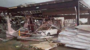 Al menos cinco muertos y 50 heridos por tornados en Texas