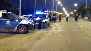 Armados: dos jóvenes resistieron un control y les encontraron una tumbera cargada